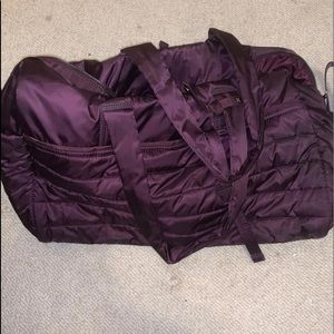 Lululemon duffle bag